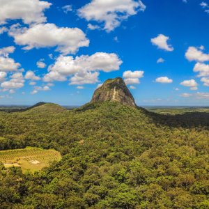 Glass House Mountains, National Park, Queensland, Australia